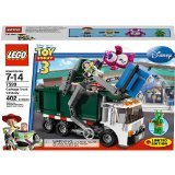 Exclusive Limited Edition Set - LEGO Toy Story 3 Exclusive Limited Edition Set #7599 Garbage Truck Getaway