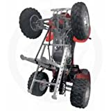 Motorsport Products Pro ATV X-Stand - Silver 90-2001