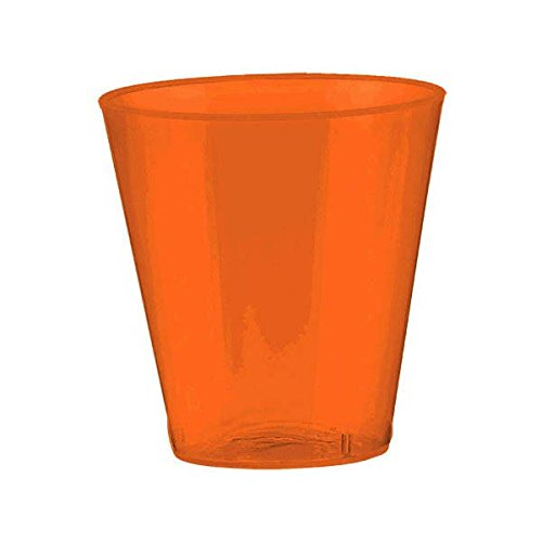Big Party Pack Orange Peel Shot Glasses | 2 oz.| Pack of 100 | Party -