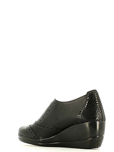 GRACE Heels Frauen Lace SHOES 525 Schwarz up gw8IAgr4q