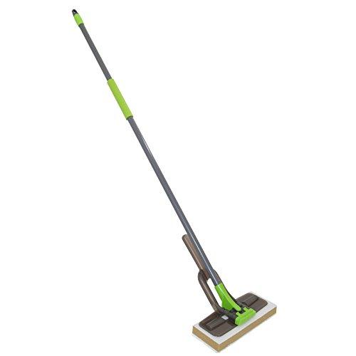 Microfibre Sponge Mop Squeegee 1.2M Long Handle Window Cleaner (Mop)