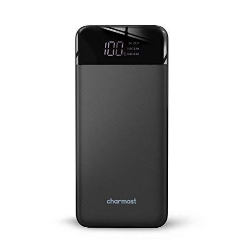 Charmast High Speed Charging USB C Cell Phone Portable Charger External Backup Power Battery Packs, Compatible with iPhone, Samsung, Huawei, More (20800mAh) ()
