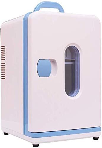 LLYU Refrigerador del Coche de 12 litros Blanca Nevera Mini ...