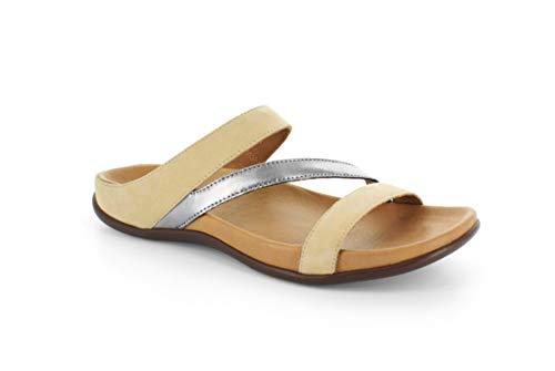 Oxford Sandales Footwear Pewter Tan Femme Pour Strive x8S71q