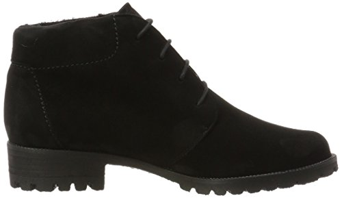 001 Semler Schwarz Boots Black Women's Vanessa xXAqXHv