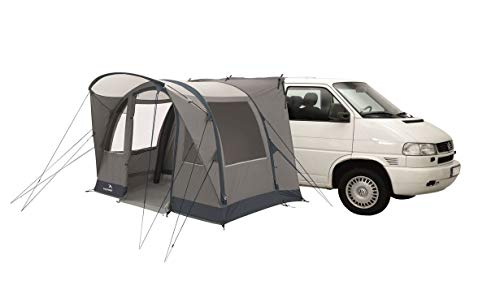 Easy Camp Motor Tour Hurricane M Drive Away Awning Air Comfy Range Grey/Blue (Best Drive Away Awning)