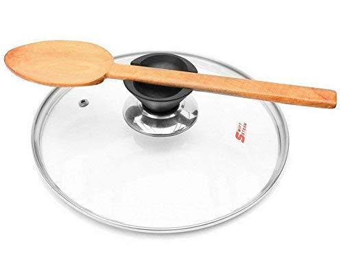 8 quart Instant pot lid - W/Spatula Holder t