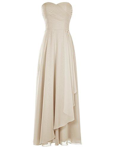 Buy belsoie chiffon bridesmaids dresses - 3