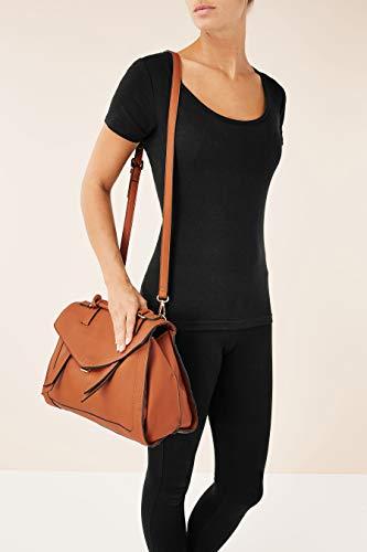 d6394e00f4 Next Femme Cartable Souple Tan Taille Unique: Amazon.fr: Chaussures et Sacs