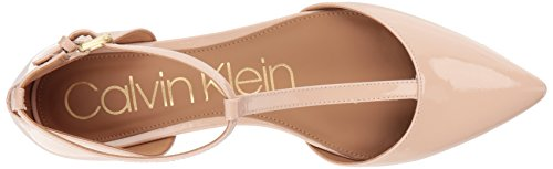 Calvin Klein Kvinders Ghita Ballet Flad Ren Satin AXhsJwQ