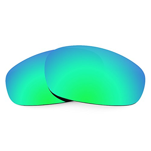 Revant Lenses for Oakley Wind Jacket Polarized Emerald Green AF
