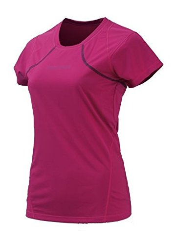Trango Naess - Camiseta térmica para mujer, color fucsia, talla S Fucsia