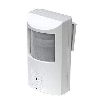 Wifi PIR Motion Detector Spy Covert Wifi Hidden Camera Digital Wireless LIVE VIEW Remote HD Web