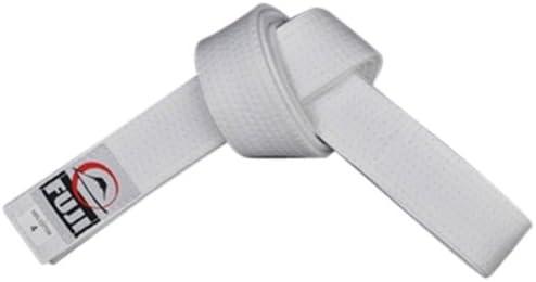 White Fuji Sports Belt Size 0