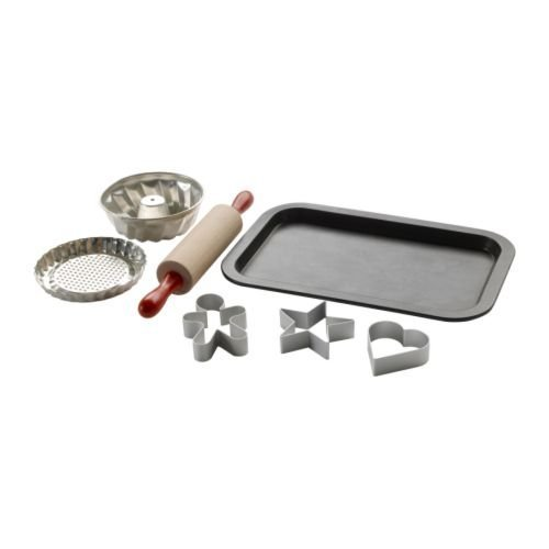 DUKTIG baking set 7 piece [IKEA] IKEA (20158202) (japan import)