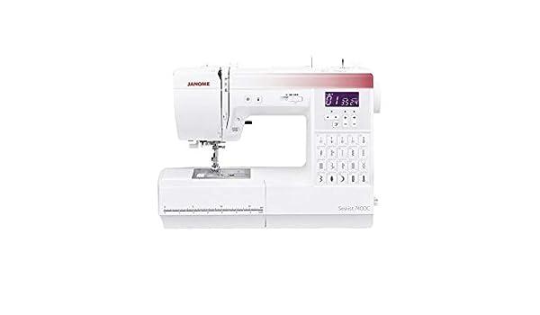 Janome 740DC máquina de coser computarizada. Ahorra 50 € Máquinas ...