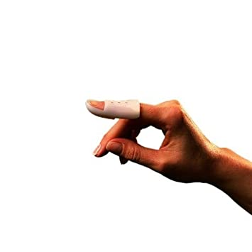 2e61ba7b0c Plastic Mallet Finger Splint DIP Joint Support - Small by Health and Care