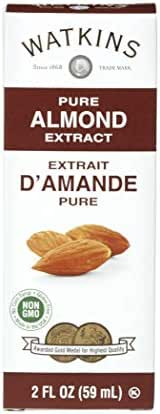 Extracts: Watkins Almond Extract