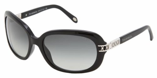 Amazon.com: Tiffany & Co. 4008b Negro Frame/gris degradado ...