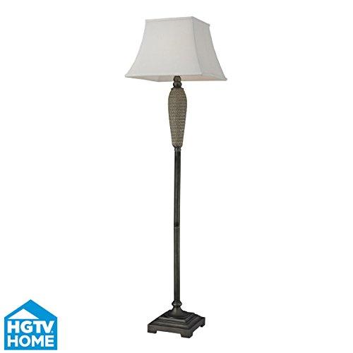 Floor Lamp (Pewter Table Billiard)