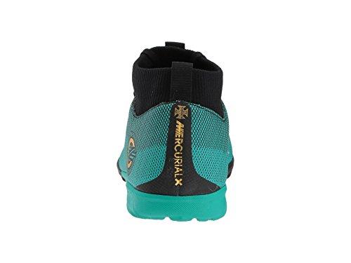 16b1d54725f Nike JR SPEFLY 6 Academy GS CR7 TF Boys Soccer-Shoes AJ3112-390 6Y -
