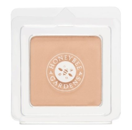 Honeybee Gardens Pressed Mineral Powder Foundation, Malibu