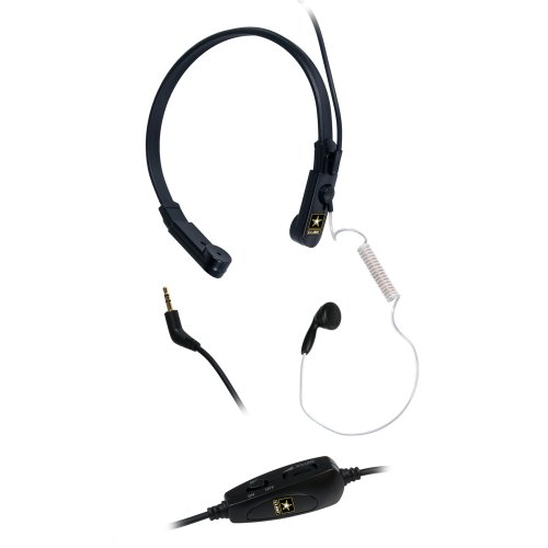 U.S. Army Throat Mic Headset for Xbox 360