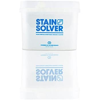 Amazon.com: Stain Solver Oxygen Bleach Cleaner (50 Pounds