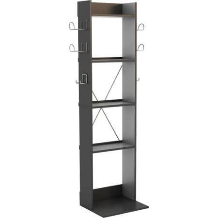 Atlantic 3880-6138 Game Central Tall, Black (Atlantic Game Central Tall)