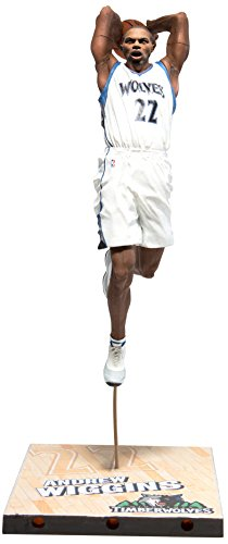 McFarlane Toys NBA Series 26 Andrew Wiggins Action Figure