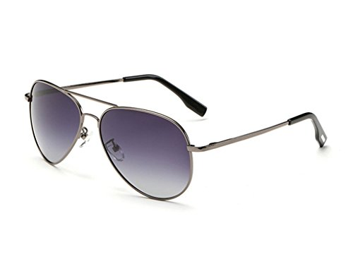 Aviator Sunglasses Gifts for Men Woman Fashion Sports Wife Girl Boy Gift Military Polarized Full Mirrored Flash Lens Uv 400 rays (Silver frame/Purple mirror lens, - Ebay Aviators