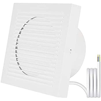 AC Infinity Muffin Fan 120V Ventilation Basement Window Kitchen Bathroom Roof