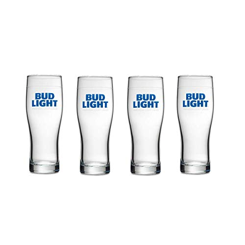 Bud Light Signature Pint Glass - Set of ()