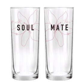 BOLDLOFT-Soulmate-His-Hers-Drinking-Glasses-Wedding-GiftsWedding-Gifts-for-the-CoupleWedding-Gifts-for-Bride-and-GroomHis-and-Hers-GiftsAnniversary-Gifts