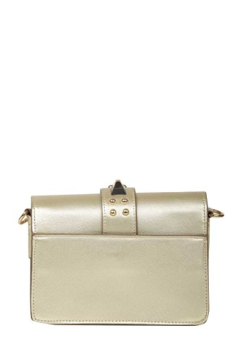 Steve Madden Bfae Gold Crossbody Bag - Borsetta Tracolla Oro