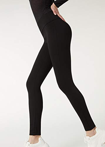 CALZEDONIA Femme TOTAL SHAPER Legging remodelant thermique