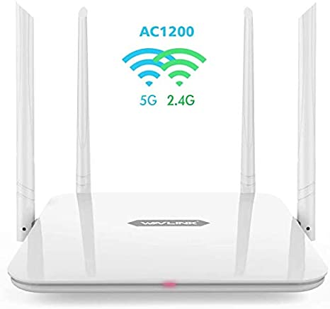 WAVLINK WiFi Router 1200M with Dual