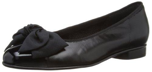 Ballet Amy Gabor Women's Flats 37 106 Black 85 gEcfZBac