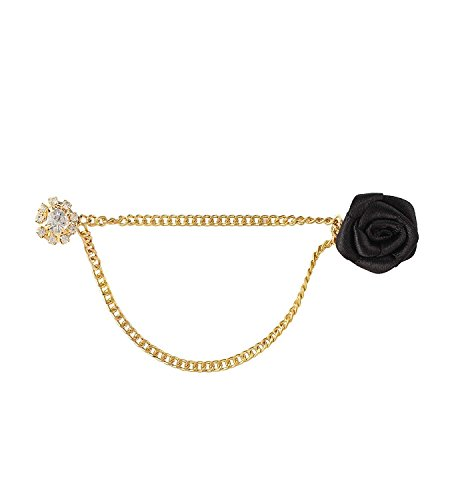 (Sorella'z Unisex Metal Partywear Rose Chain)