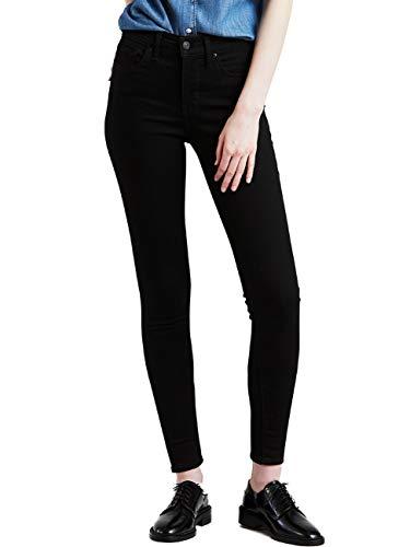 0003 Levi's Schwarz Femme Jean 310 Galaxy black Shaping Super Skinny 7HrxPz7q