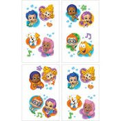 Bubble Guppies Tattoos-2Pack