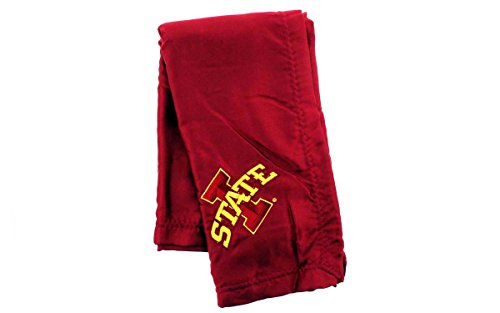 Comfy Feet ISUBB - Iowa State Cyclones Baby - Blanket - Officially Licensed - Happy Feet