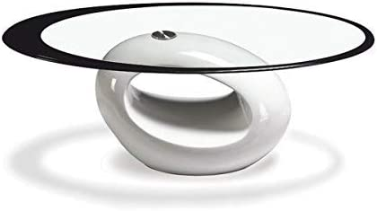 Fab Glass and Mirror Stylish Coffee Table