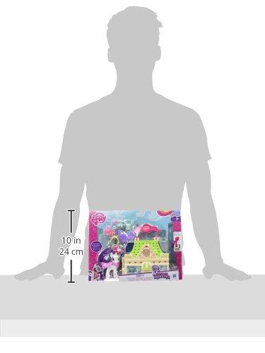 Hasbro B3604EU4 My Little Pony Color Rosa Escenario Equestria