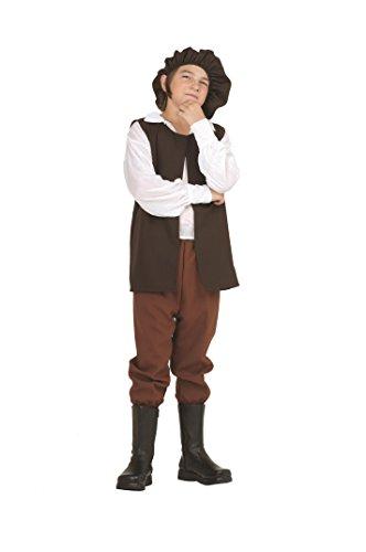 RG Costumes Boy's Renaissance, As Shown,