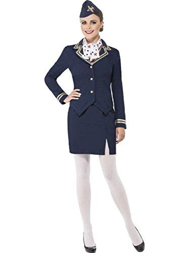 New A (Halloween Air Hostess Costume)