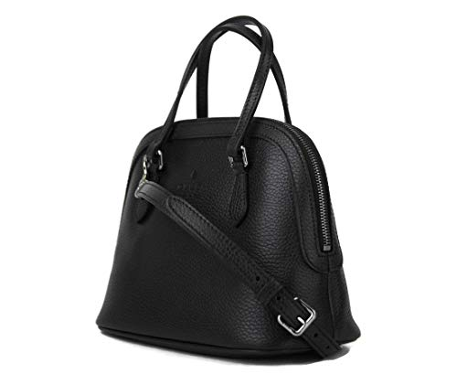 086f6d802541 Amazon.com: Gucci Women's Black Leather Small Cross Body Dome Bag With detachable  Strap 341504 1000: Shoes