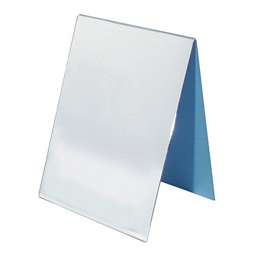 Chenille Kraft CK-2804 Double Sided Mirror (Speech) Grade Kindergarten to (Kraft Acrylic)
