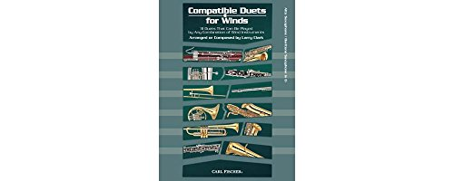 Carl Fischer Compatible Duets for Winds: Alto Saxophone/B...