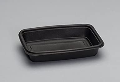 Microwave Safe Food Container, Food prep Container, Food Storage Container, Recyclable, BPA Free, Made in The USA. 300 Pieces per case.